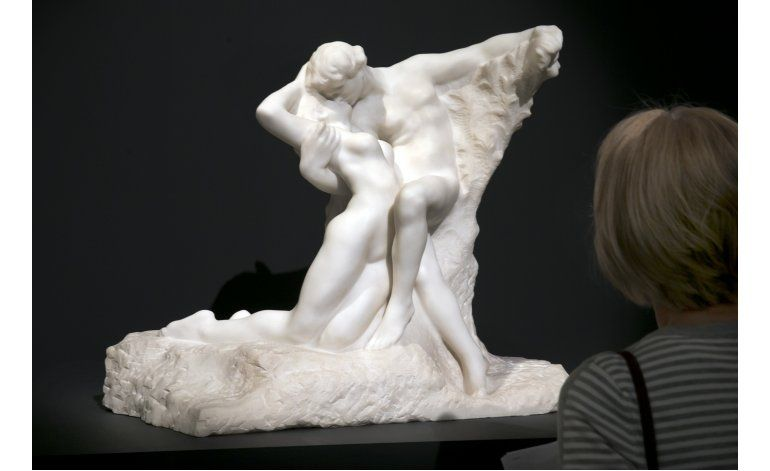 Escultura de Rodin alcanza precio histórico en Nueva York