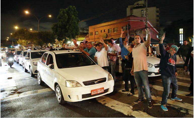 Uber recibe autorización para operar en Sao Paulo