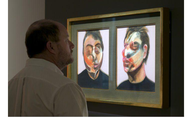 Obras de Francis Bacon, Cy Twombly brillan en Sothebys