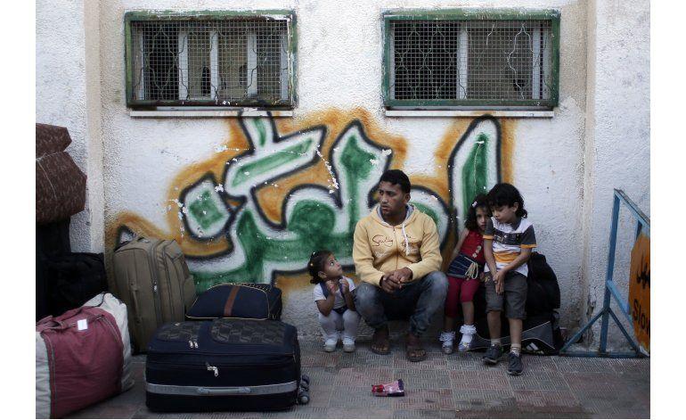 Egipto reabre temporalmente el paso fronterizo de Gaza