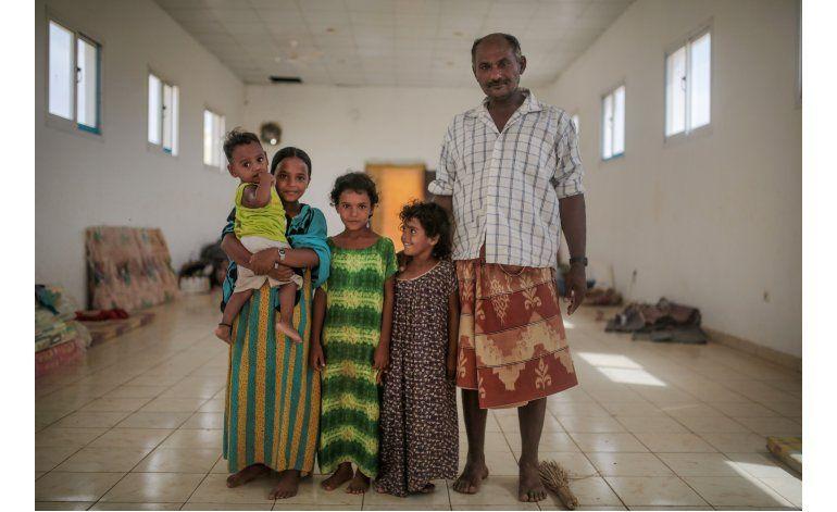 Reporte: En 2015 hubo 27,8 millones de desplazados internos