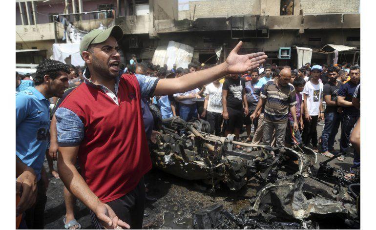 Atentados en Irak dejan al menos 88 muertos