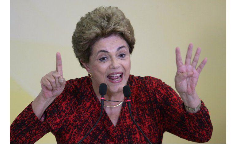 Posibles sucesores de Dilma salpicados por corrupción