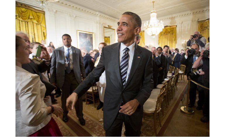 Legado de Obama corre menos peligro con Trump