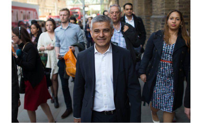 Londres: Alcalde quiere ser la voz de la ciudad, no de su fe