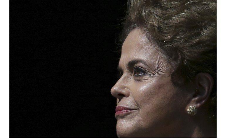 Rousseff enfrenta juicio político por contabilidad creativa