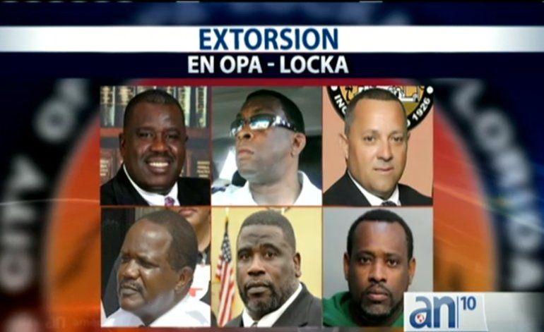 Corrupción en la ciudad de Opa-locka