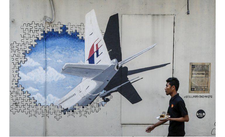 Malasia: 2 piezas pertenecen casi con certeza a vuelo 370