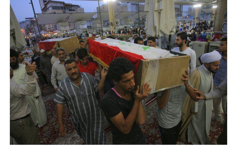 Doble ataque deja 5 muertos en comisaría cerca de Bagdad