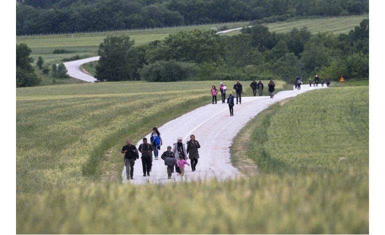 La UE extiende controles de frontera