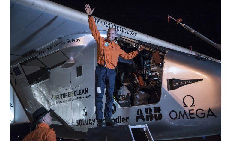 Avión solar sigue su viaje, ahora de Arizona a Oklahoma