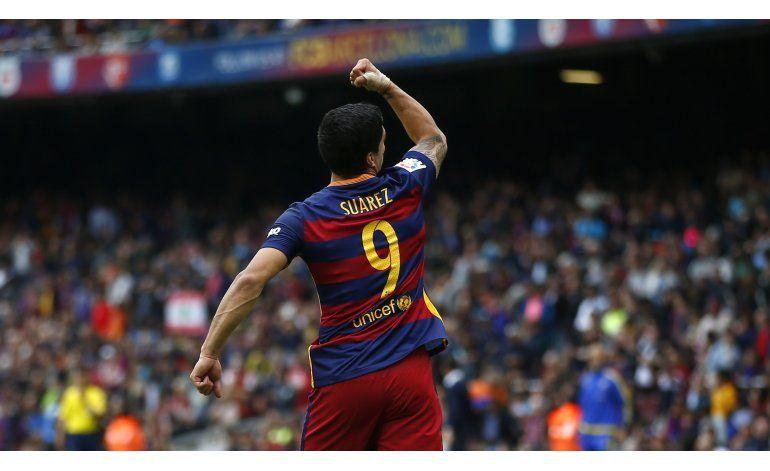Barcelona y Madrid deciden la liga en trepidante último acto