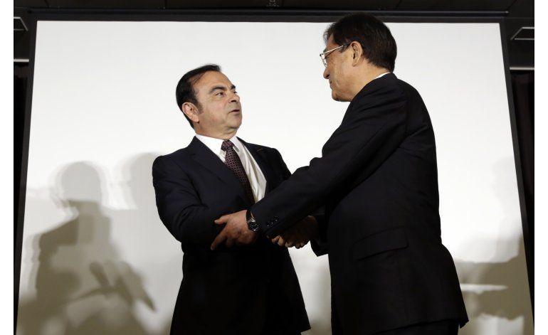Nissan comprará el 34% de Mitsubishi Motors