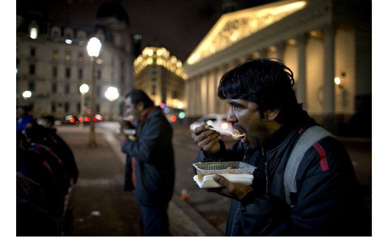 Argentina: Inflación de abril es la más alta en 14 años