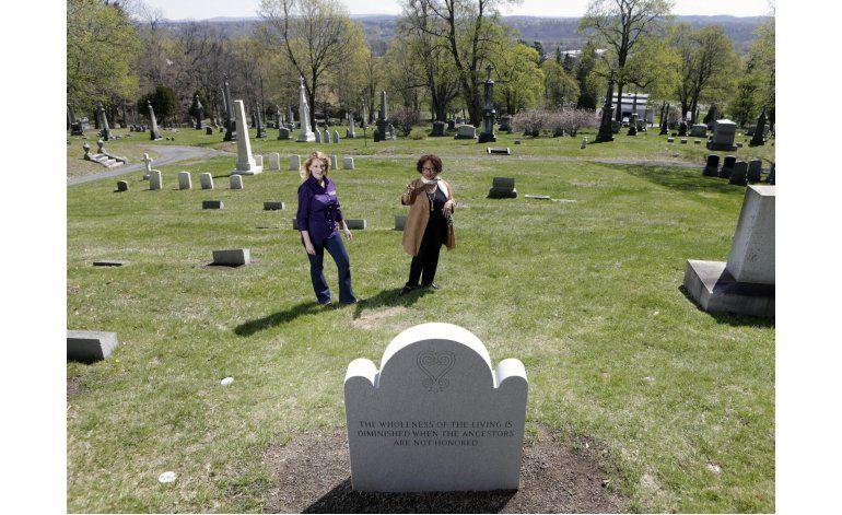 EEUU: Siglos después, esclavos son enterrados con dignidad