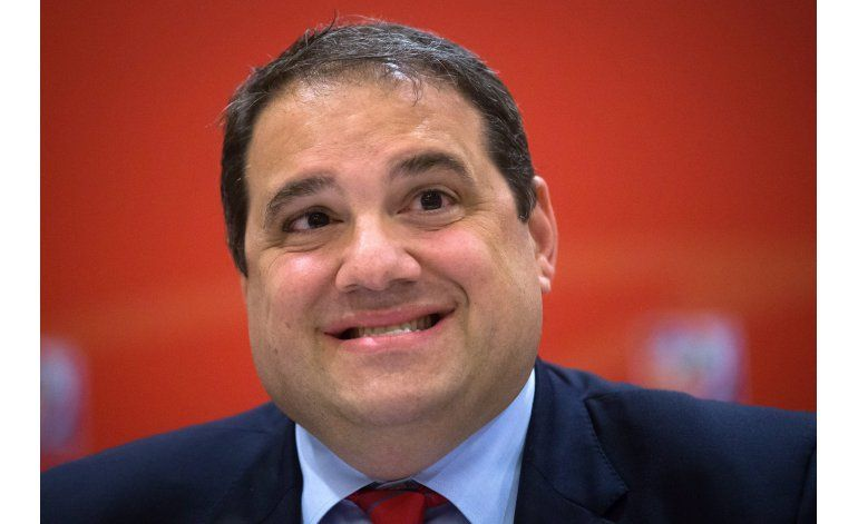 Canadiense Montagliani, nuevo presidente de la CONCACAF