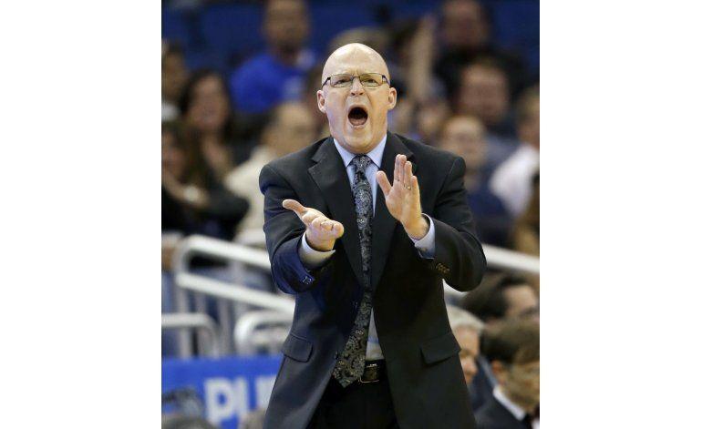 Renuncia Scott Skiles, entrenador del Magic de Orlando