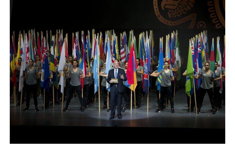 FIFA inaugura congreso para aprobar reformas
