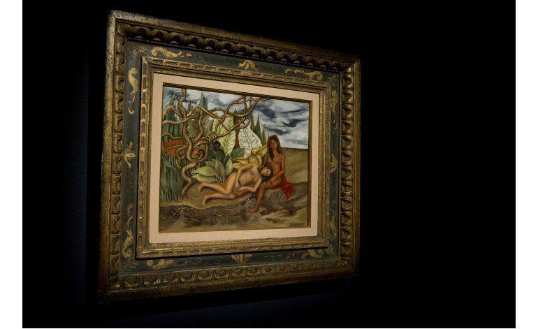 Frida Kahlo marca nuevo récord para arte latinoamericano