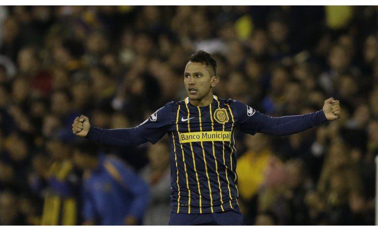 Libertadores: Rosario Central vence 1-0 a Atlético Nacional