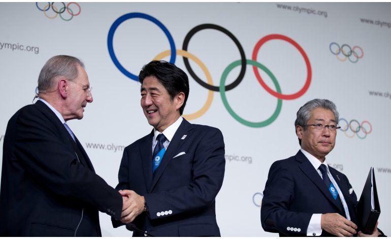 Campaña de Tokio 2020 admite pagos legítimos a consultora