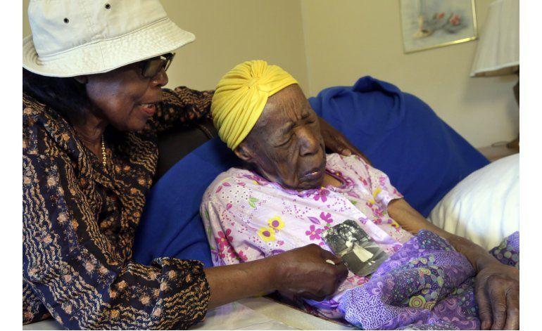 Muere en NY la persona más vieja del mundo a los 116 años