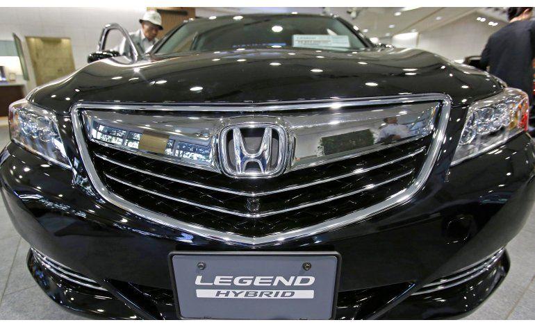 Honda reporta una fuerte pérdida en el primer trimestre