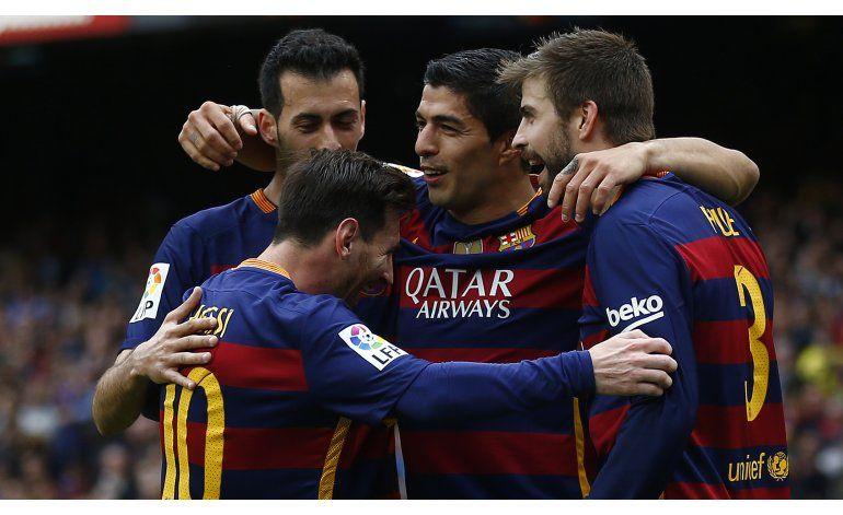 Barcelona, Madrid se juegan el título en última fecha