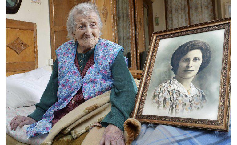 Una italiana es la persona más vieja del mundo con 116 años