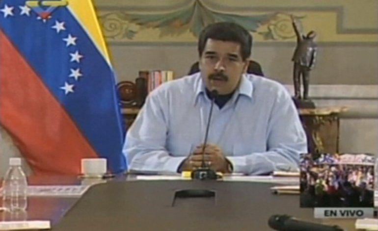 Nicolás Maduro responsabiliza a Estados Unidos de la destitución de Dilma Rousseff