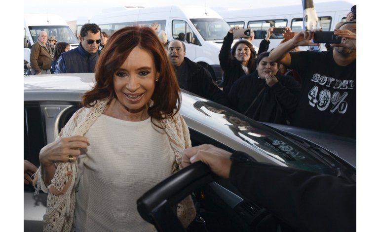 Argentina: Juez procesa a Fernández por causa dólar futuro
