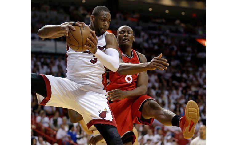 Miami fuerza un séptimo juego ante Toronto