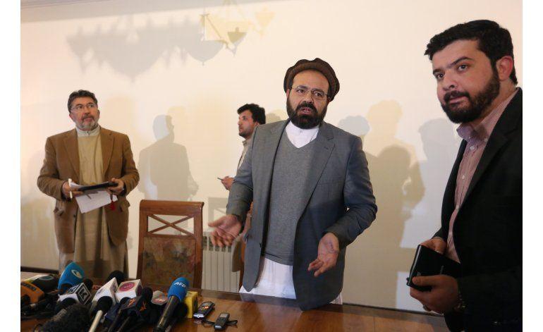 El Gobierno afgano, cerca de acuerdo de paz con grupo armado