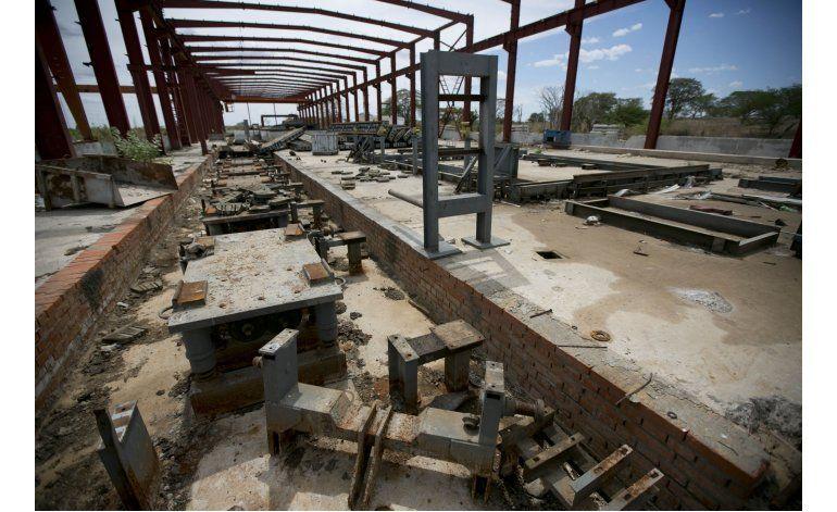 Descarrila en Venezuela proyecto de tren bala chino
