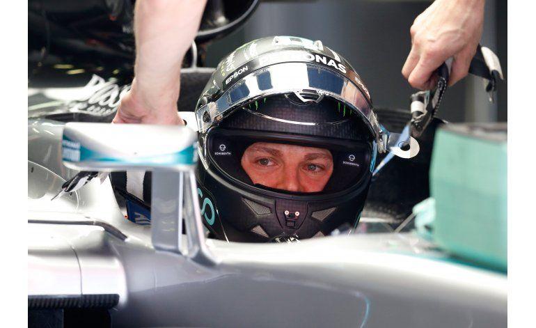 Hamilton obtiene la pole para el GP de España