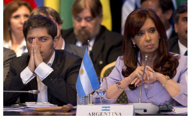Argentina: Ex ministro tilda su procesamiento de disparate