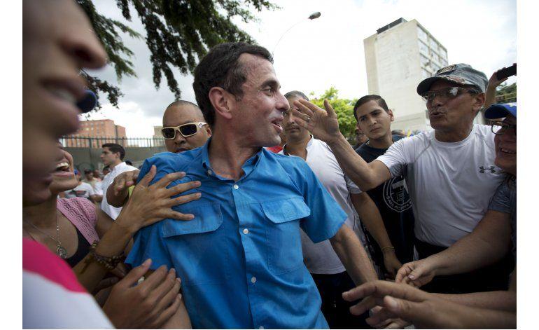 Venezuela: Marchas finalizan con caldeadas declaraciones
