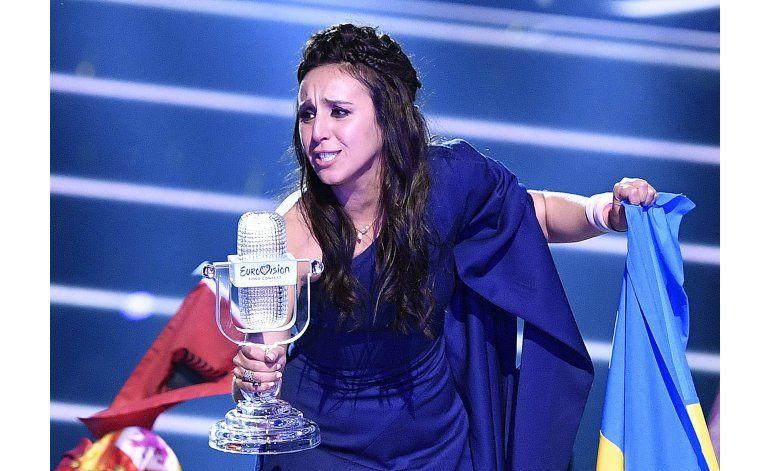 Ucraniana Jamala gana Festival de la Canción Eurovisión 2016