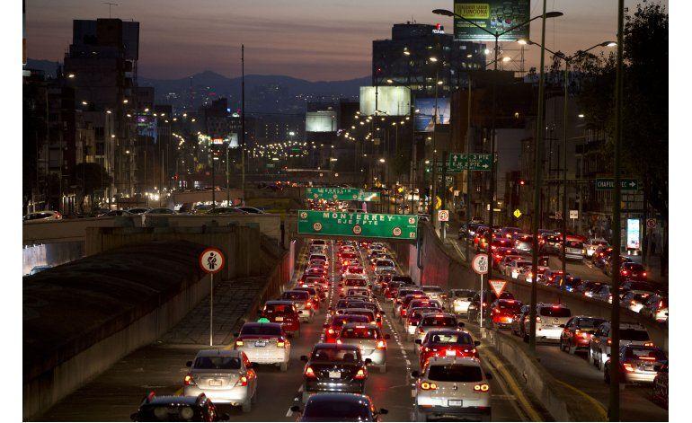 Ciudad de México en nueva alerta por contaminación