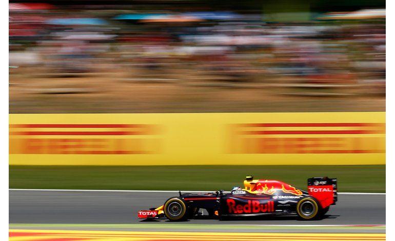 Verstappen hace historia con su triunfo en el GP de España