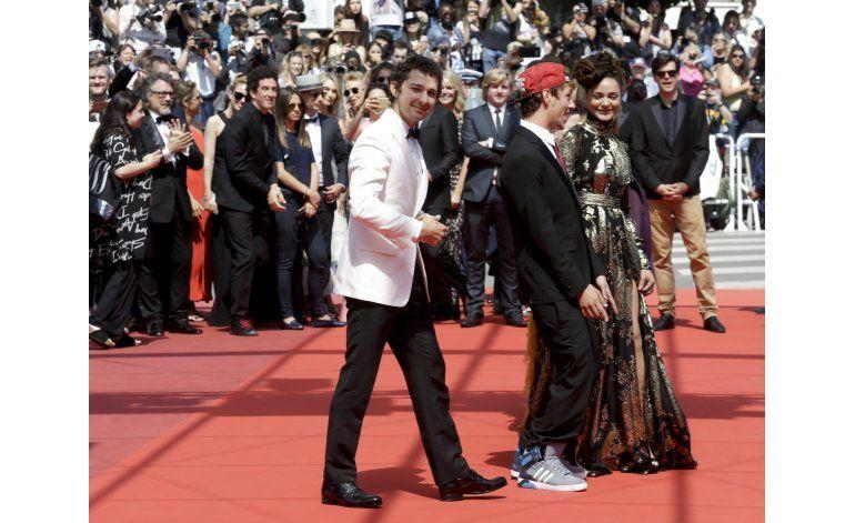 Shia LaBeouf destaca con nueva película en Cannes