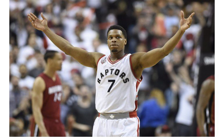 Lowry anota 35 y Toronto fulmina al Heat