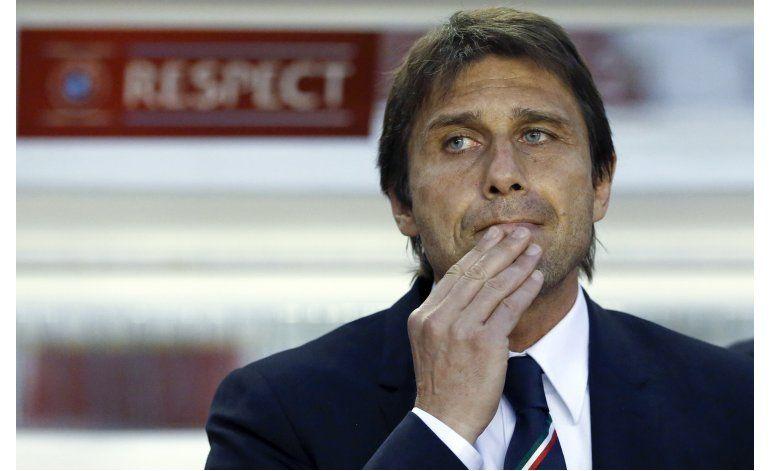 Amaño de partidos: Técnico de Italia Antonio Conte exonerado