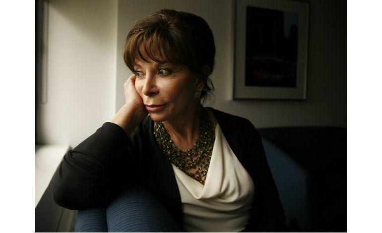 Isabel Allende se recupera de bloqueo creativo
