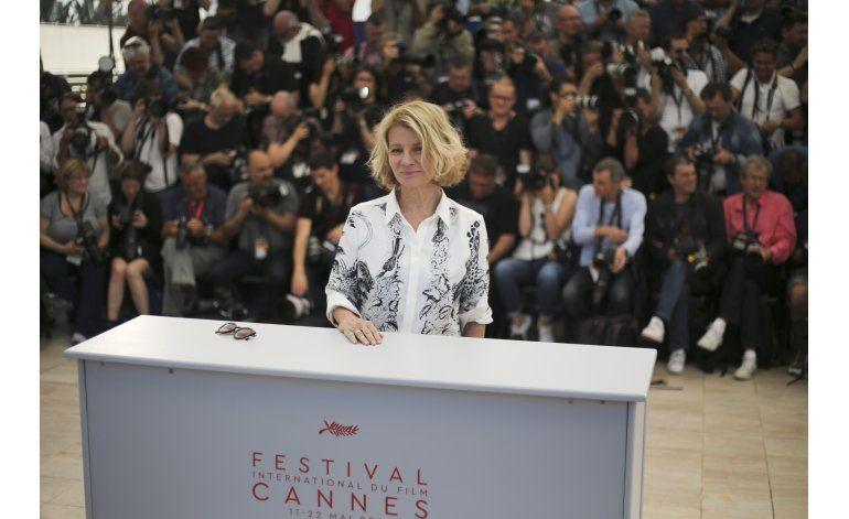 Aunque pocas, mujeres directoras son celebradas en Cannes