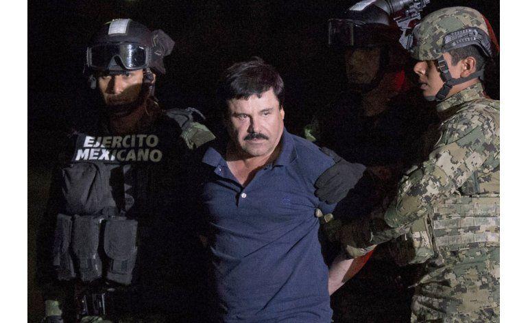 Segundo juez ve procedente extradición de El Chapo a EEUU