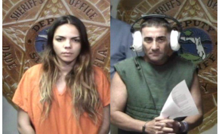 Se presenta en corte una pareja acusada de matar a un hombre en Hialeah