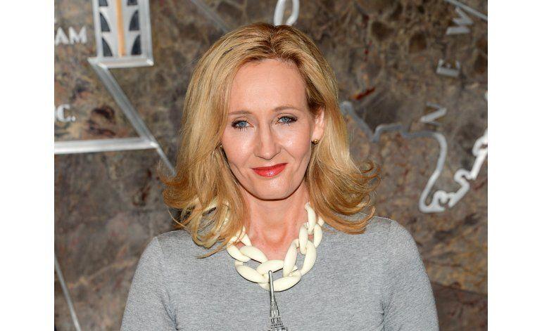 PEN reconoce a JK Rowling por labor literaria y humanitaria