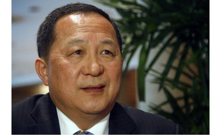 Corea del Norte nombra a un nuevo ministro de Exteriores