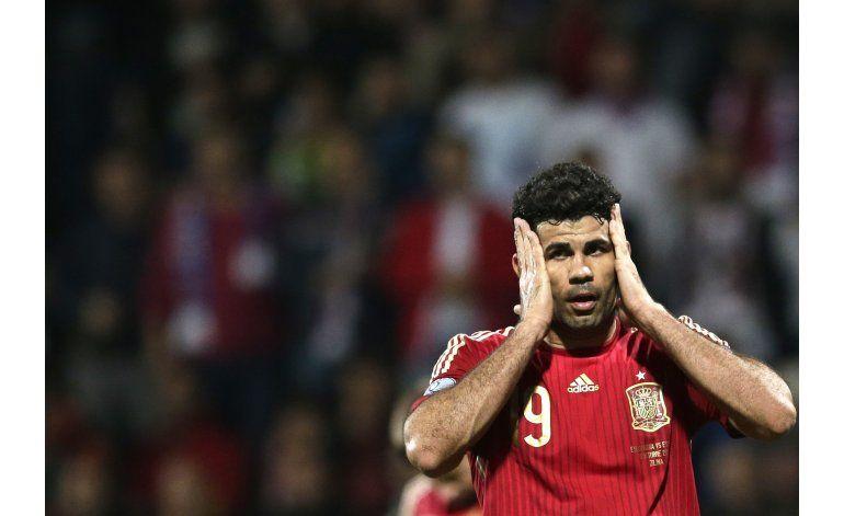 Costa y Torres, fuera de la Eurocopa